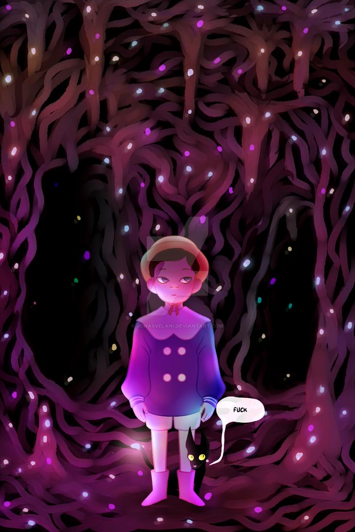 Cosmo and the Kid by JonasVelani