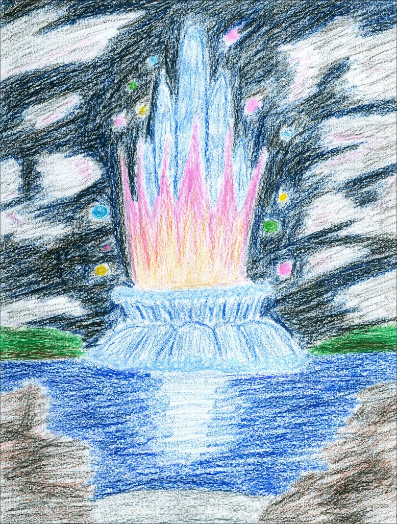 Fogbound Lake by Fire-Star-Bird