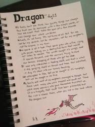 Inktober2019-Dragon