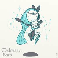 DnD-The Mythicals-Meloetta