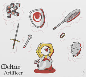 DnD-The Mythicals-Meltan