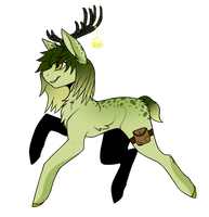 DTA Remembrance Pony (CLOSED Winner Announced) by PygmyOwls