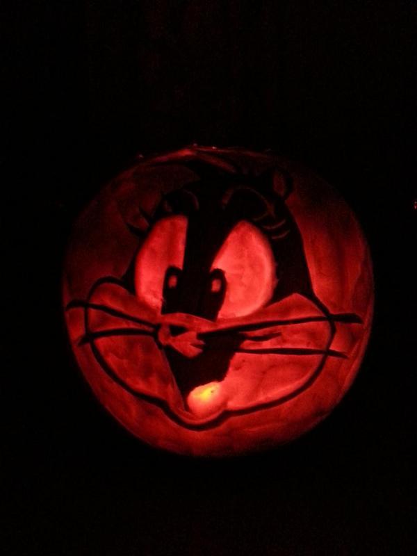 Penelope Pumpkin-Cat by VinFox