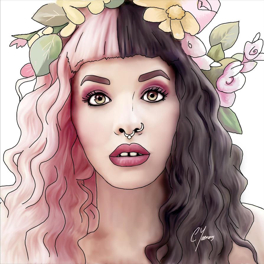 Melanie Martinez 2 by ChrissieY on DeviantArt