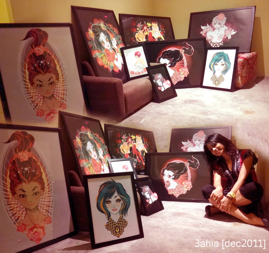 1st Exhibition
