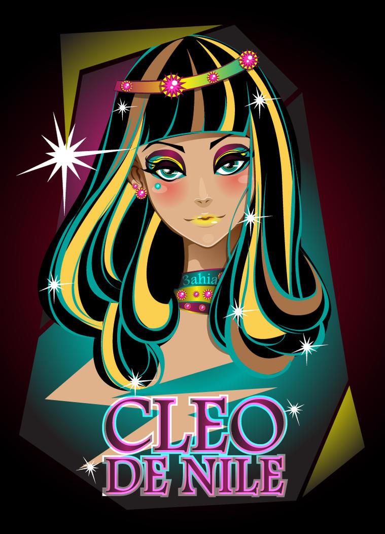 Cleo De Nile by 3ahia