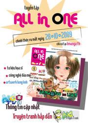 AIO mangazine No1 by ginty212