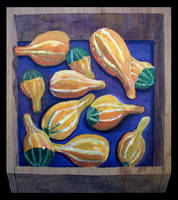 Squashes in a Box by Jonthearchitect