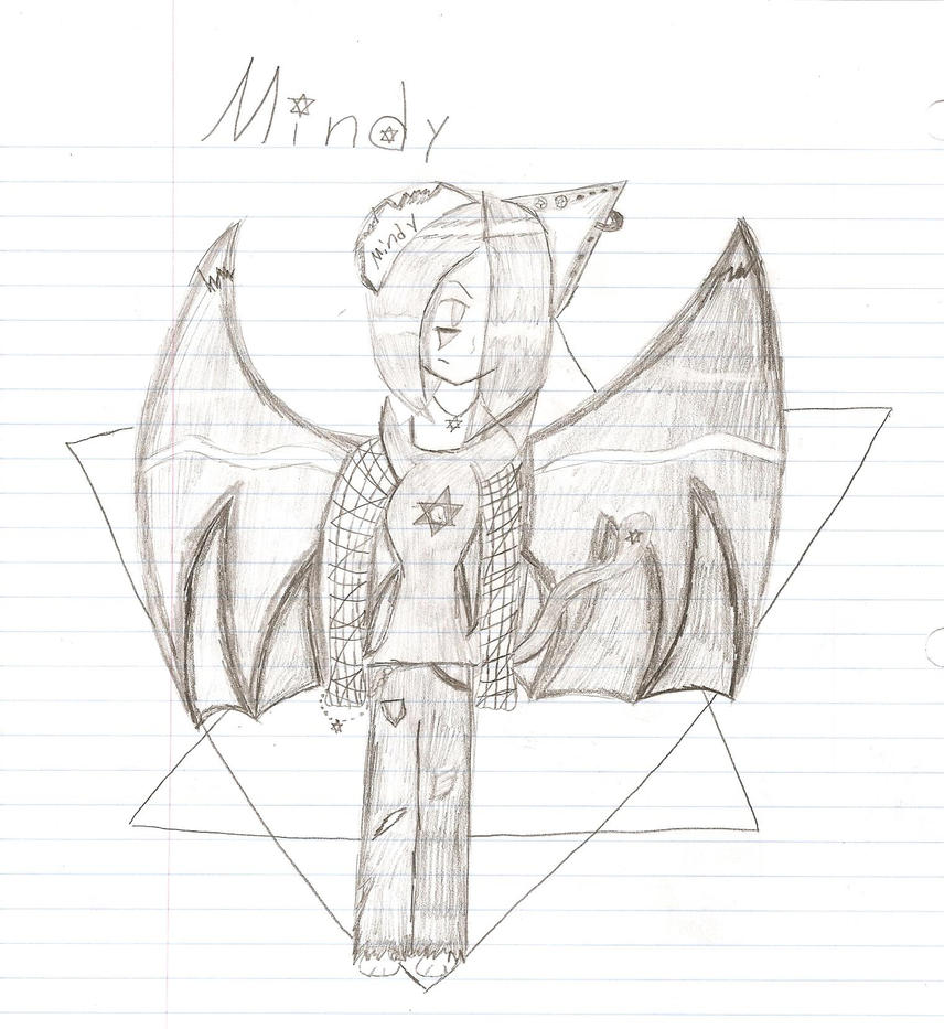 Mindy by goicesong1