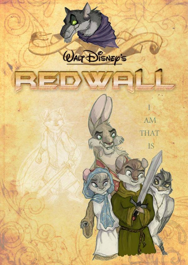 Disney Redwall by Professor-R
