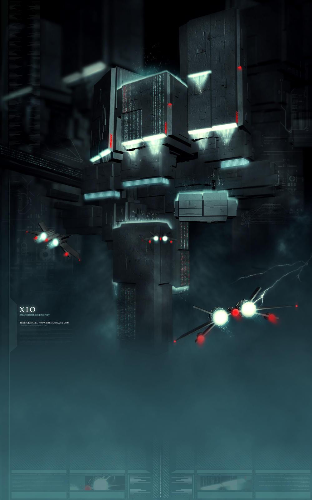 Xio by tremorwave
