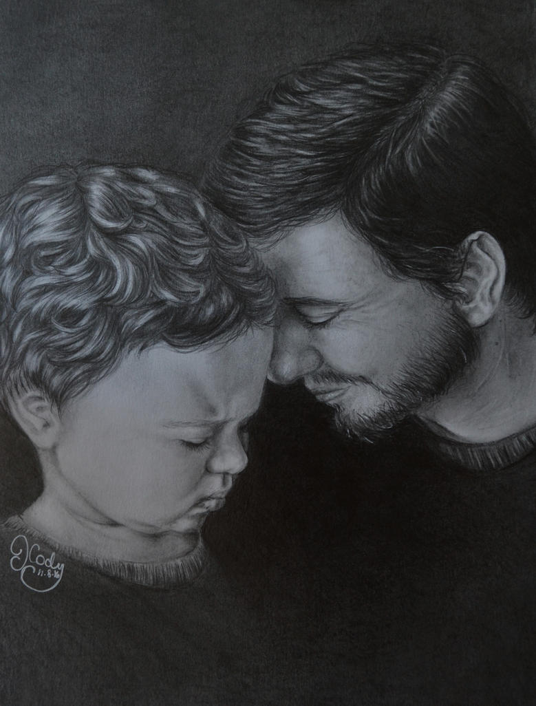 A Father To A Son by J-Cody