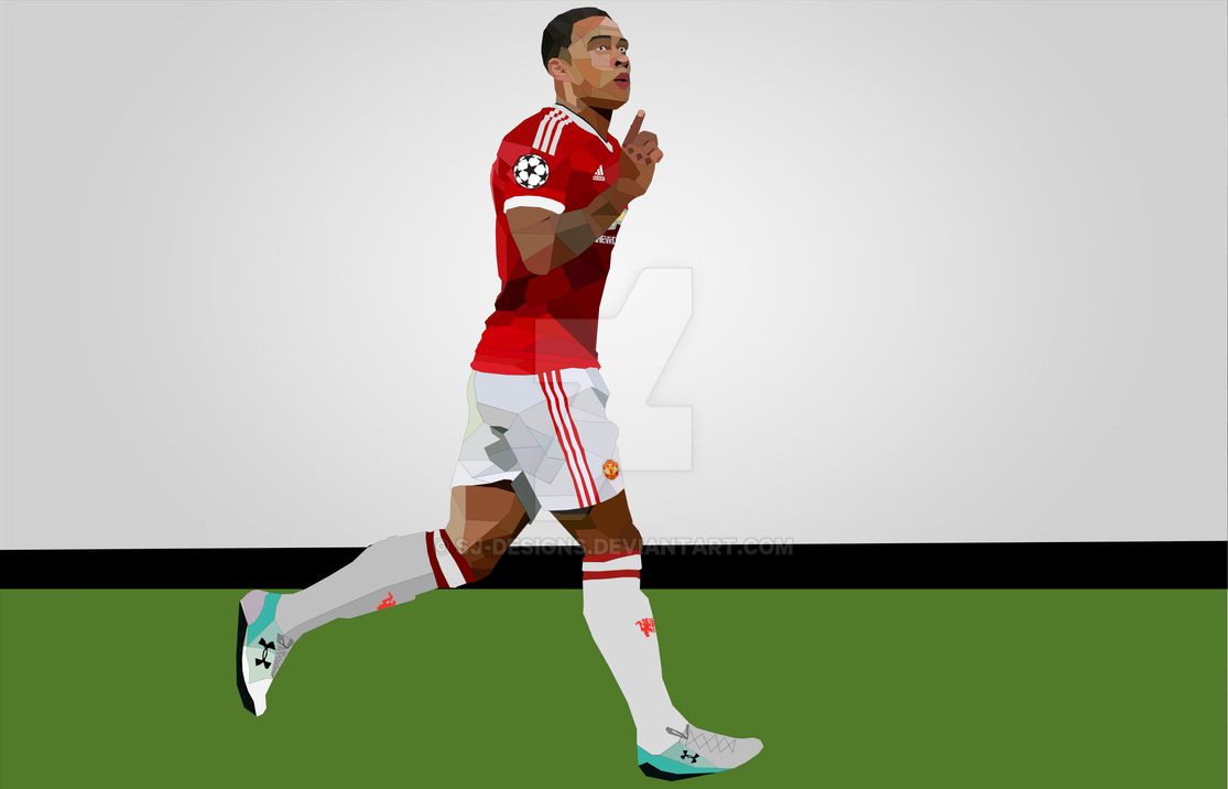 Memphis Depay By SJ-Designs On DeviantArt