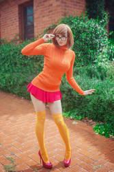 Velma ! by ItsKaylaErin