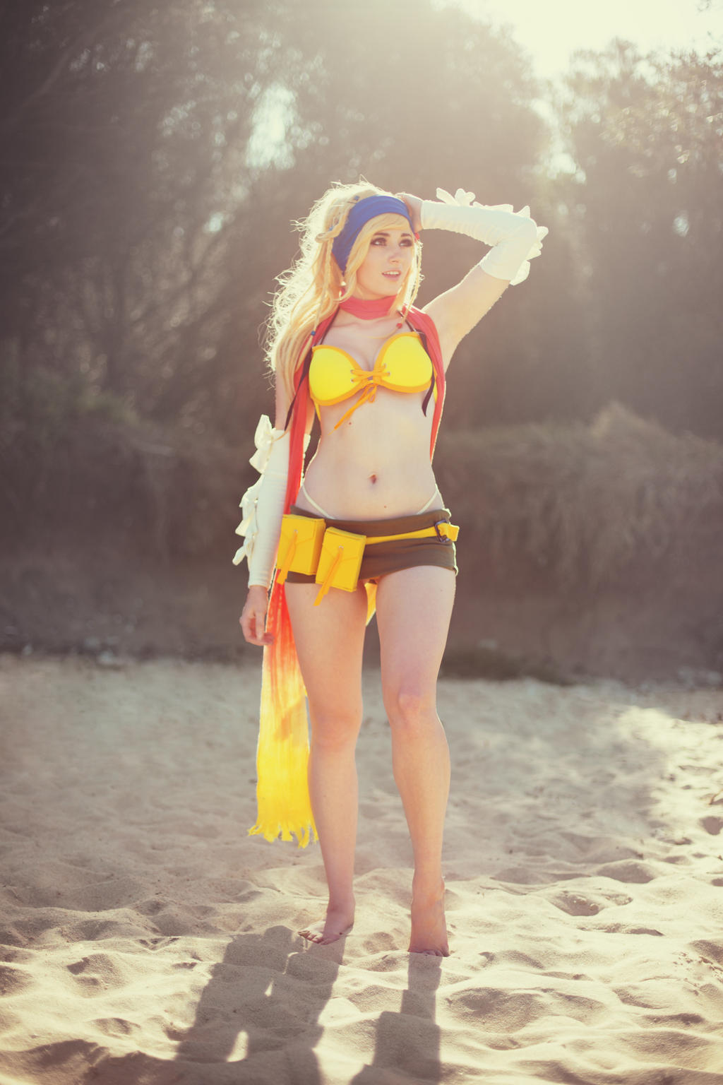Rikku by KaylaErinOfficial