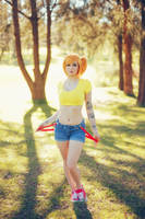 Misty Cosplay by ItsKaylaErin