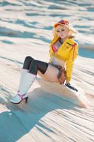 Cindy - Final Fantasy by ItsKaylaErin