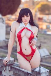 Vampirella by ItsKaylaErin
