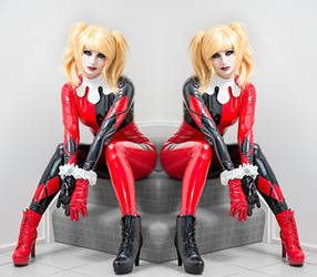 Harley Twin by ItsKaylaErin