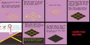 Circular Object Tutorial V.2 (Isometric Edition)