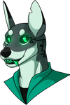 Cyberdog Bust Adopt - OPEN