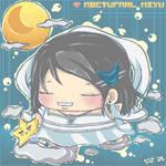 Commission: Nocturnal Miyu 2