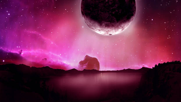 Nebula Scene