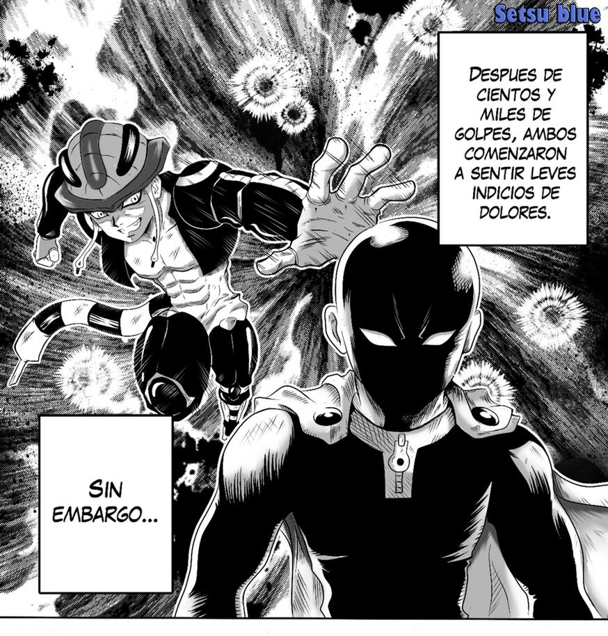 Saitama vs Meruem - Pagina de prueba by 8-Setsu-8