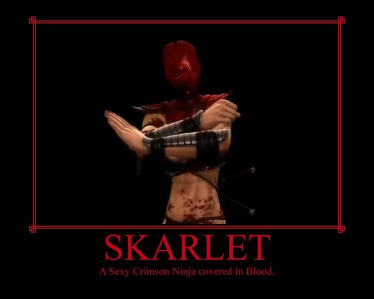 Skarlet by IamSubZero