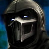 Noob Saibot Icon by IamSubZero