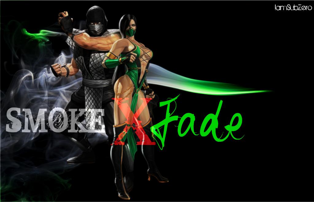 mortal kombat smoke and jade wwwpixsharkcom images