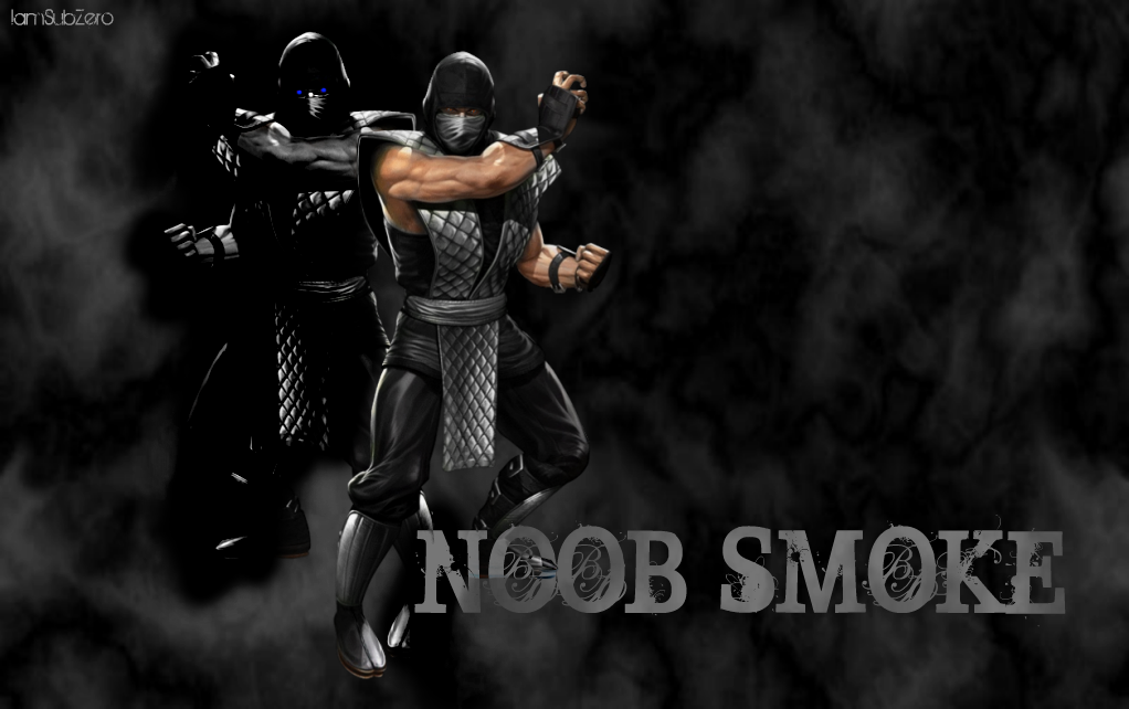 pin noob saibot smoke - photo #4