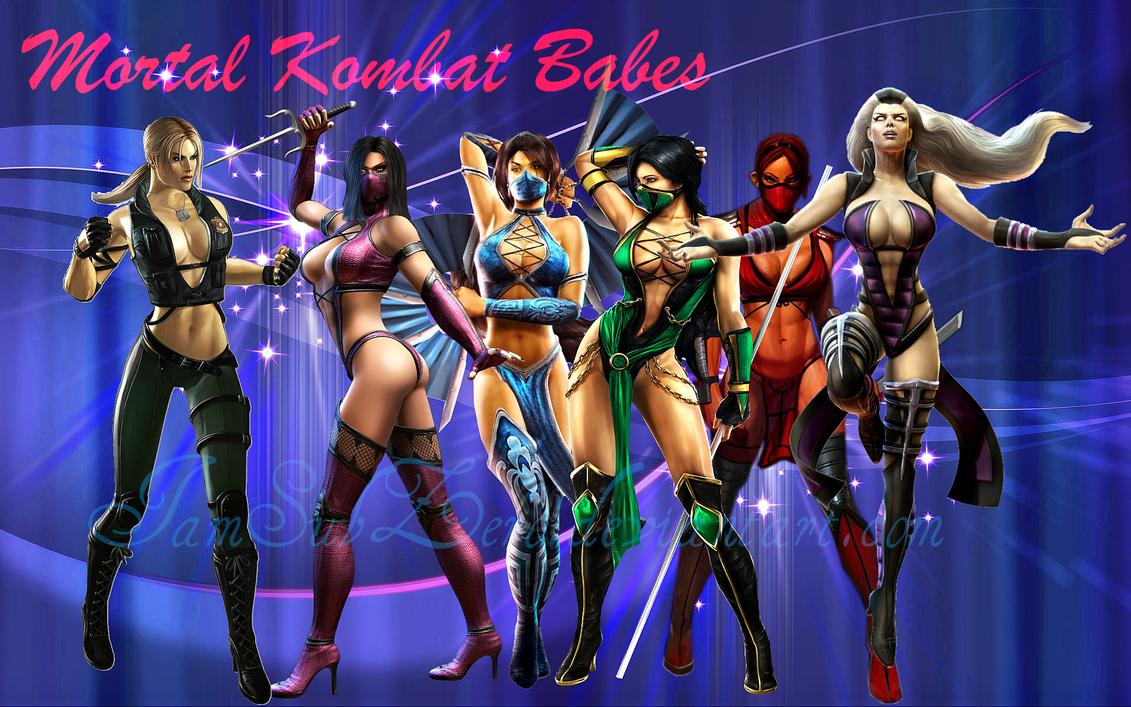 Mortal Kombat Babes 27