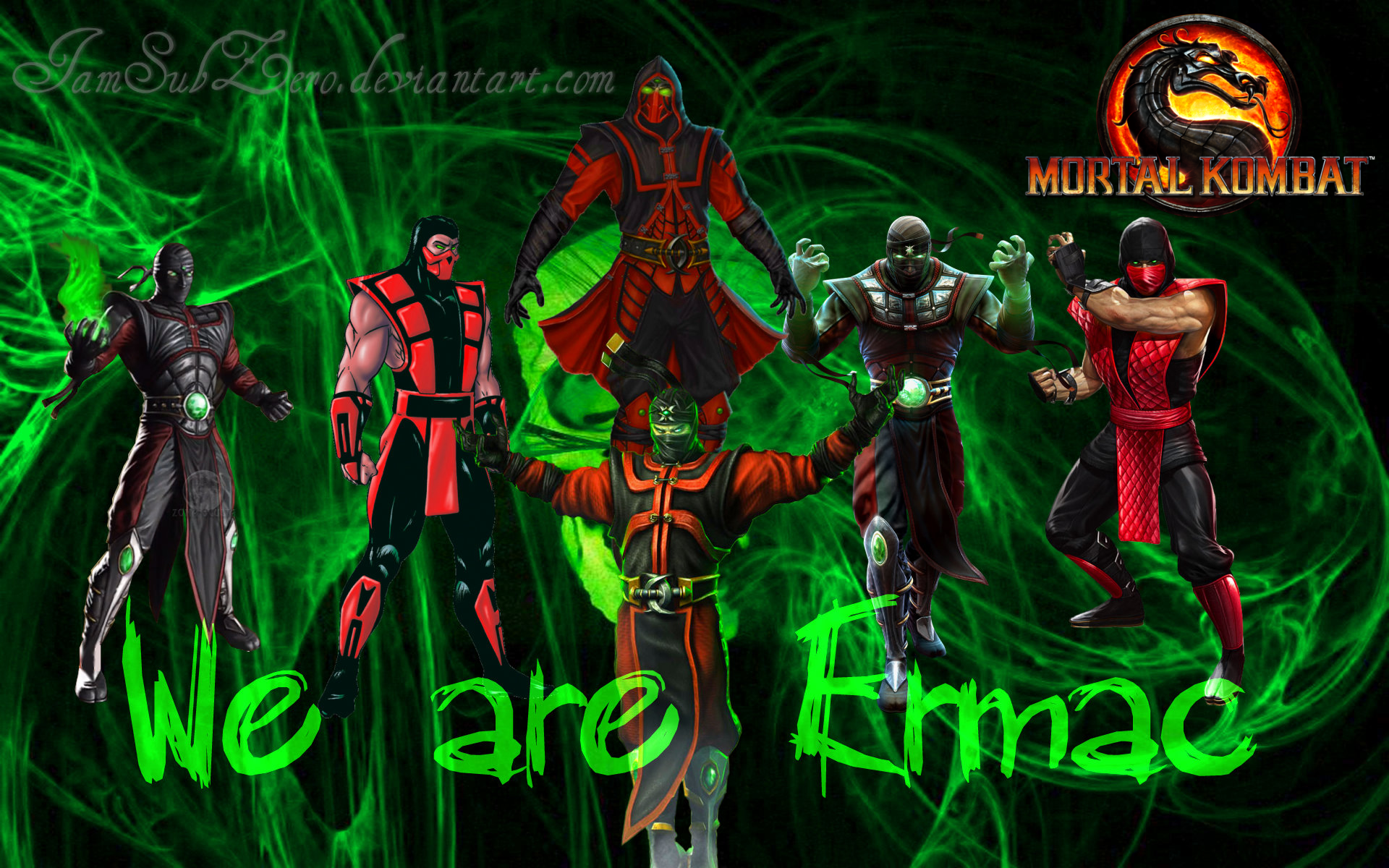 we are ermac part 2 by iamsubzero on deviantart