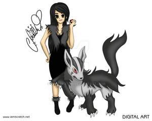 Mightyena and I