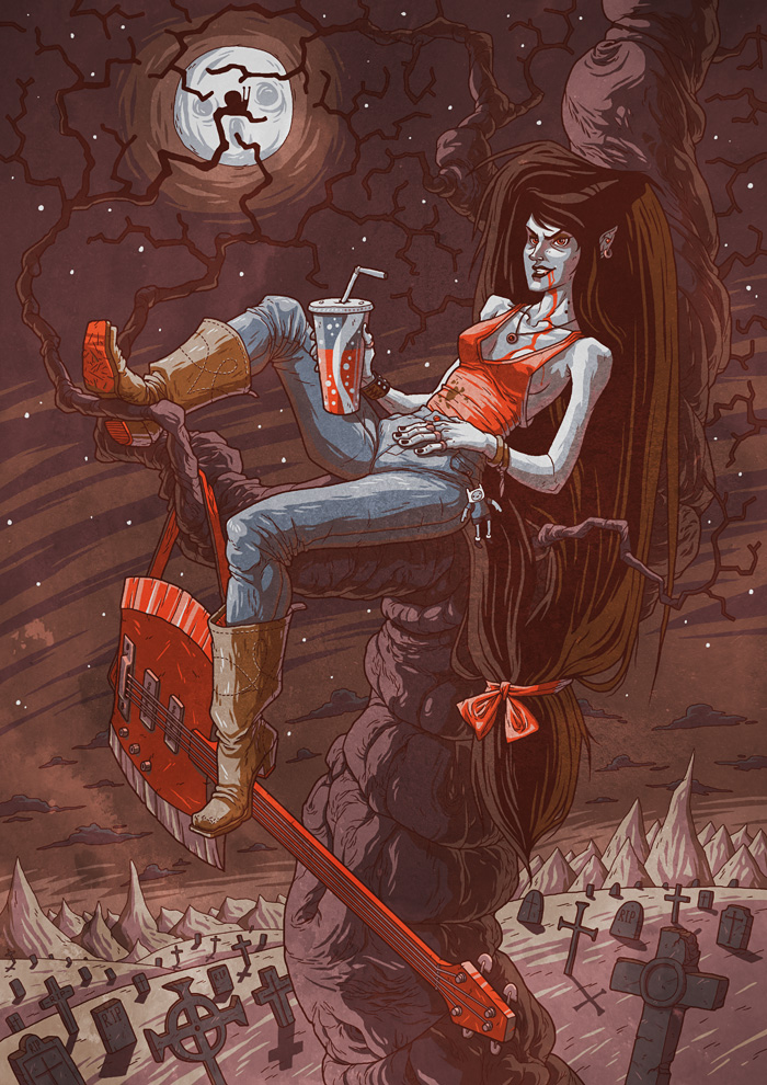 Marceline by Ap6y3