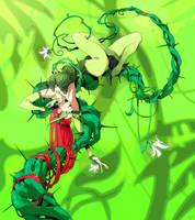 Poison Ivy by Ap6y3