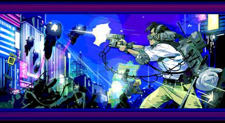 Cyberpunk by Ap6y3