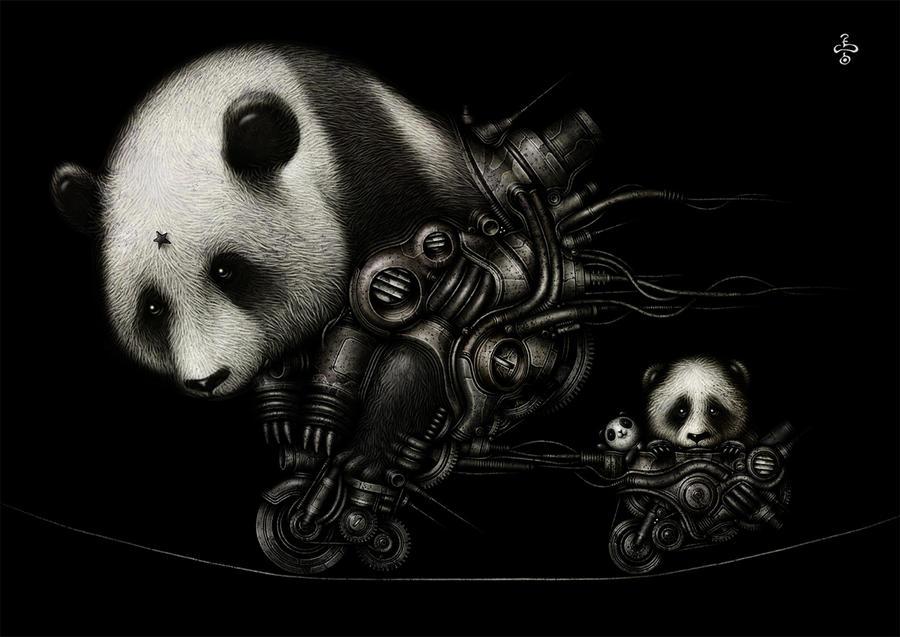 Panda-kikai-02 by shichigoro756