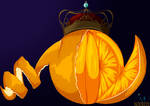 Orange Queen