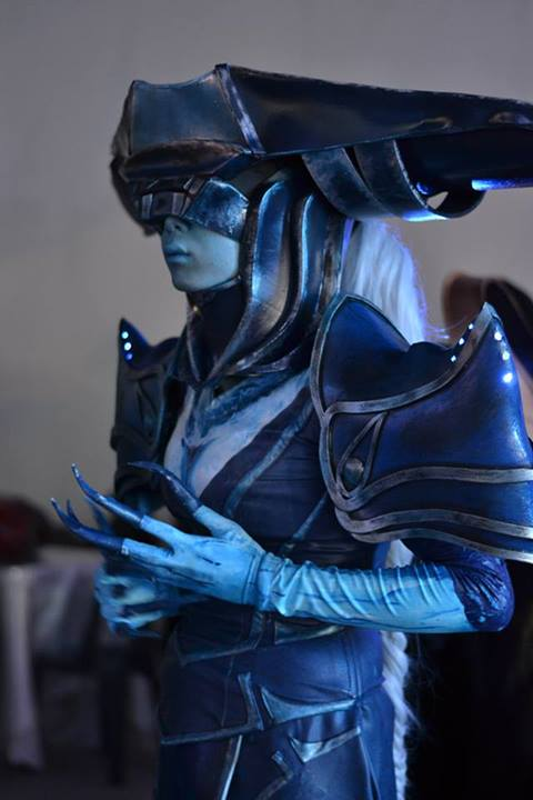 The gallery for --> Lissandra Cosplay