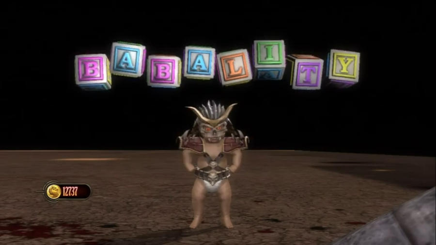 Shao kahn Babality by Quietdesire on DeviantArt