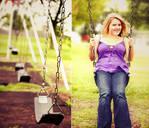Swing me around the world...
