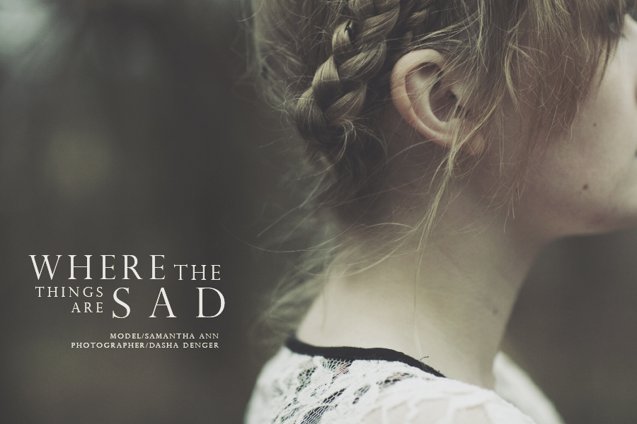 Where the Sad things are by onixa ...