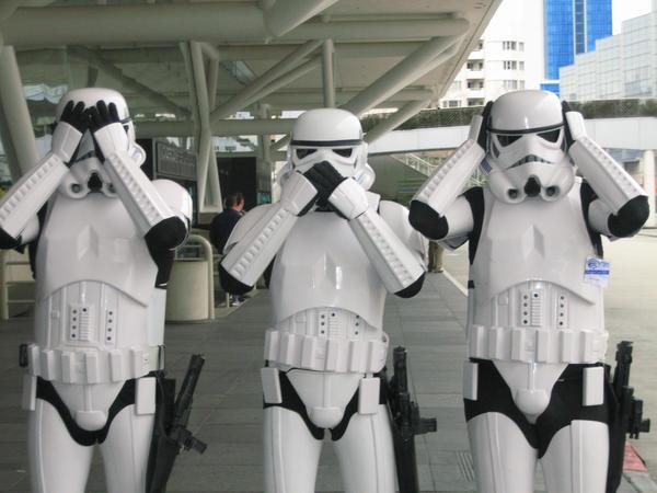 Storm Troopers.