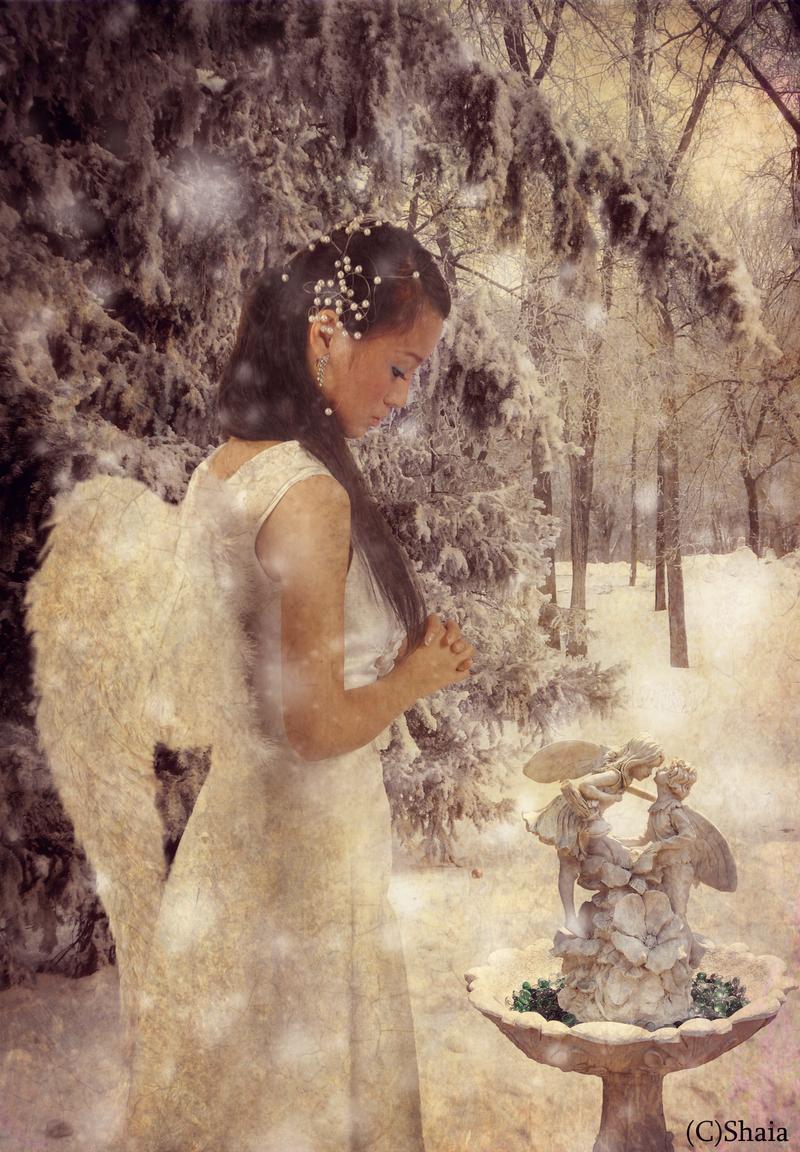 Angel Melanchony by shaia83