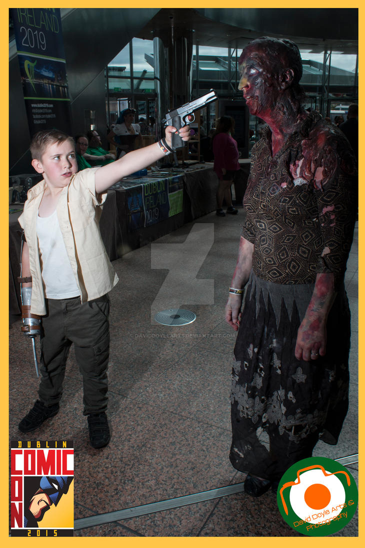 The Walking Dead Earl Junior DCC 2015 by DavidDoylearts