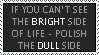 Bright Side Stamp by Skylark-93