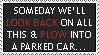 On Parked Cars... by Skylark-93