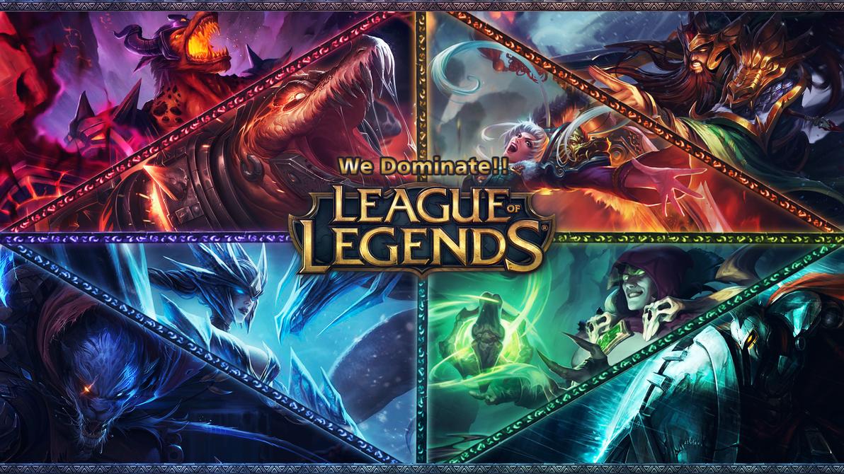 Wallpaper league of legends season 2014 top lane by utitake on wallpaper league of legends season 2014 top lane by utitake voltagebd Images